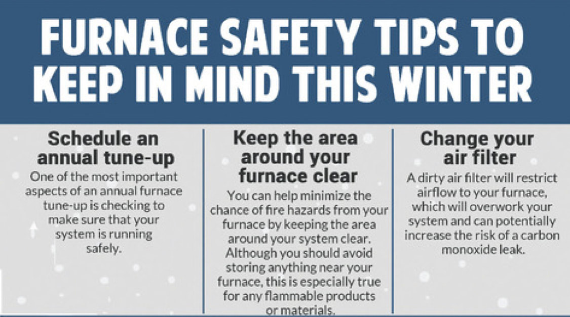 Furnace Safety Tips